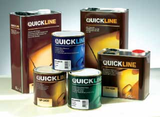 PPG Quickline products