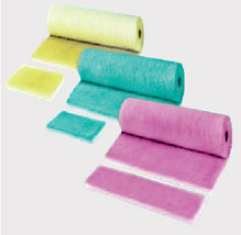 Фильтр очистки отработанного воздуха от краски (напольный фильтр, фильтр на вытяжку)