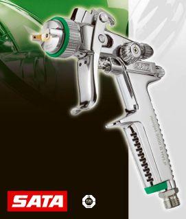 <p>Пистолет для точечного распыления. Самый подходящий пистолет для ремонтных работ на небольших участках поверхности, и для дизайнерской работы.</p>