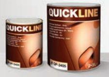 <p>2K грунт-наполнитель QP-3405 системы Quickline серого цвета (G5). Может также использоваться как выравниватель.</p>