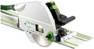 Пила, компл.  в конт. T-Loc,  TS 75 EBQ-PLUS 230V Festool