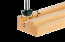 Фреза для изготовления желобка HW S12 D24,5/18/R12,7 Festool