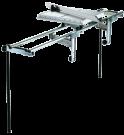 Стол-расширитель подвижный с опорой CS 70 ST Festool