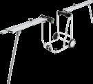 Стол-трансформер мобильный, комплект с упорами UG-KA-Set Festool