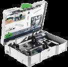 Комплект для пошаговой обработки отв. в конт.  T-Loc  LR 32-SYS