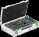Комплект насадок монтажный в MINI Systainer CE-RA-Set Festool