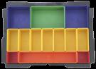 Вкладыш универсальный TZE-Sys 1 Box TL Festool