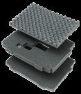 Комплект вкладышей из губки, 3 слоя SYS-VARI SE Festool
