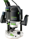 Фрезер, комплект в контейнере T-Loc OF 2200 EB-Set Festool